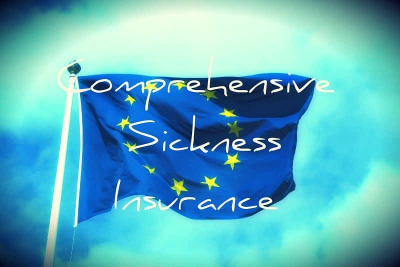 comprehensive sickness insurance permanent residence lexvisa loawyer london