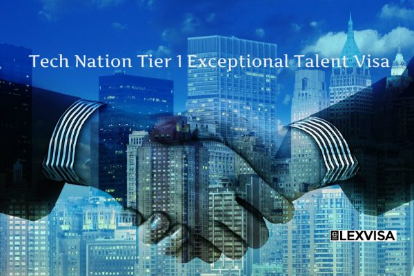 Tier 1 Exceptional Talent Tech Nation Visa