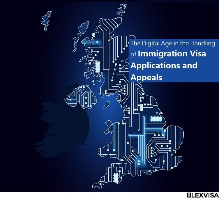The Digital Age In The Handling Of Immigration Visa