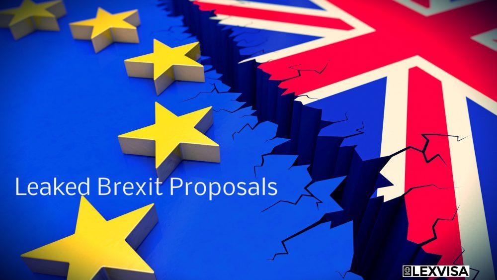 Brexit Proposals