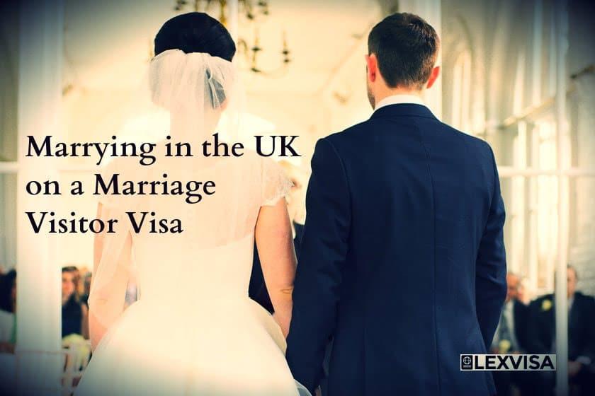 Marriage Visitor Visa