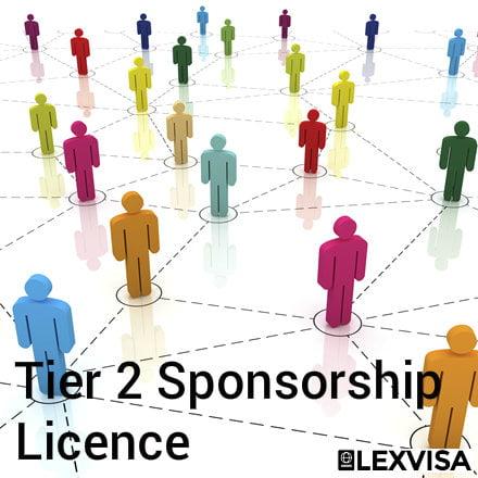 Tier 2 Sponsorship Licence