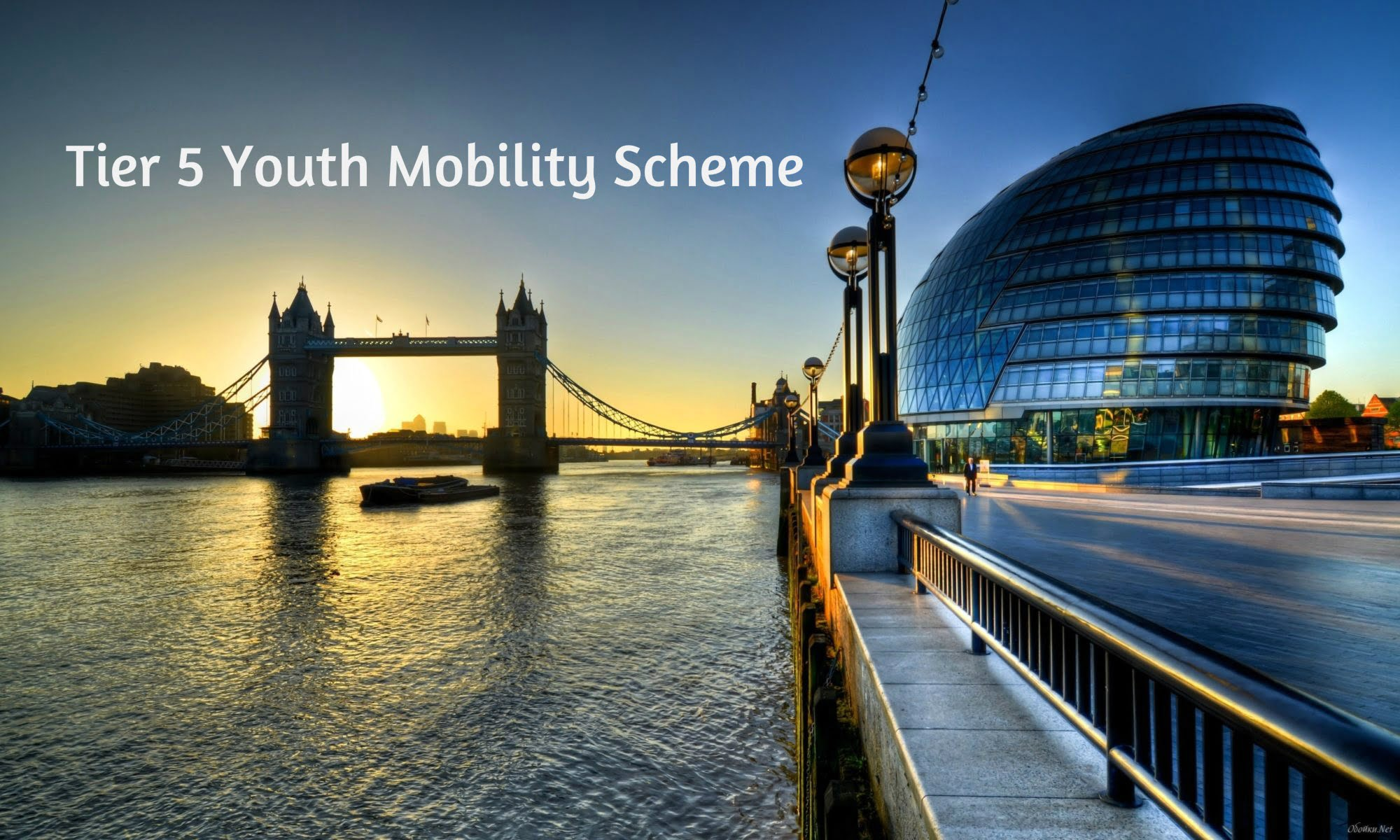 Tier 5 Youth Mobility Scheme Visa