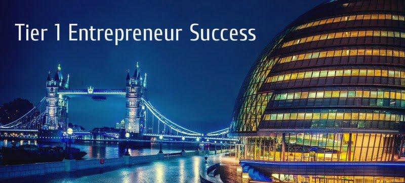 Tier 1 Entrepreneur