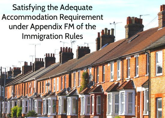 Adequate Accommodation Requirement