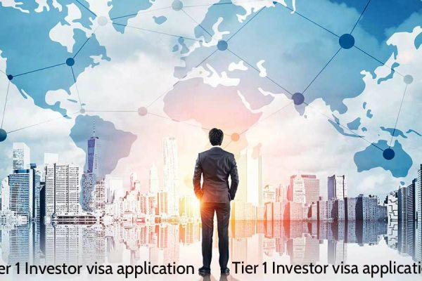 Tier 1 Investor visa route