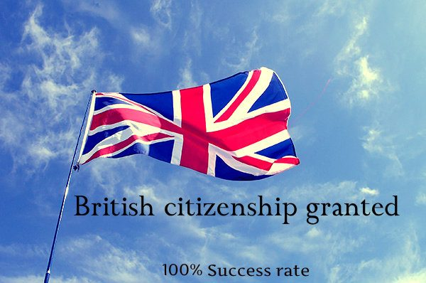 British citizenship app