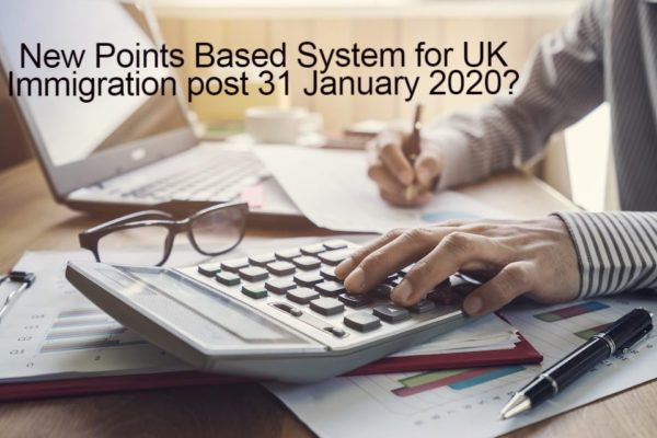 Points Based System