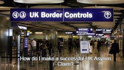 How do I make a successful UK Asylum Claim?