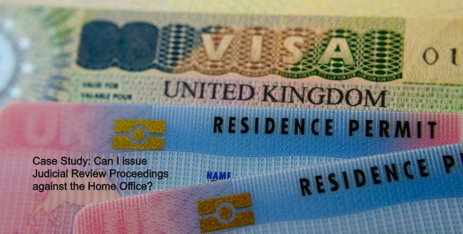 Immigration Judicial Review Immigration Solicitors in London