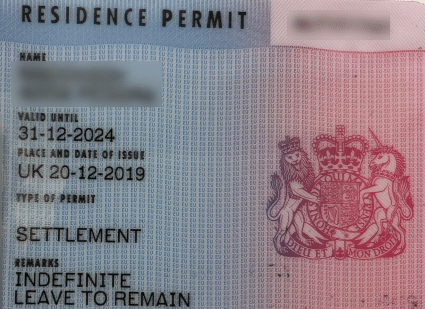 All you need to know about Indefinite Leave to Remain in the UK