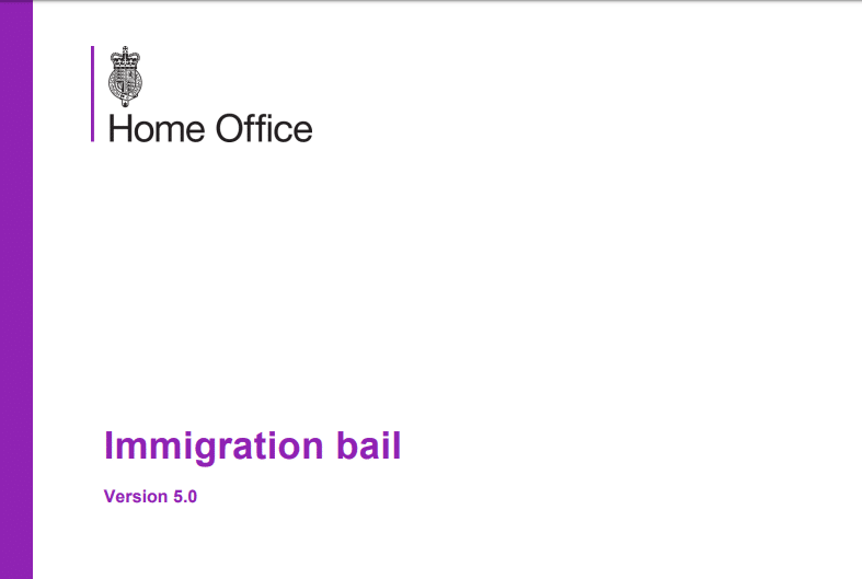 UK Immigration Bail Applications with LEXVISA Immigration Solicitors in London Detention Deportation Human Rights Appeals