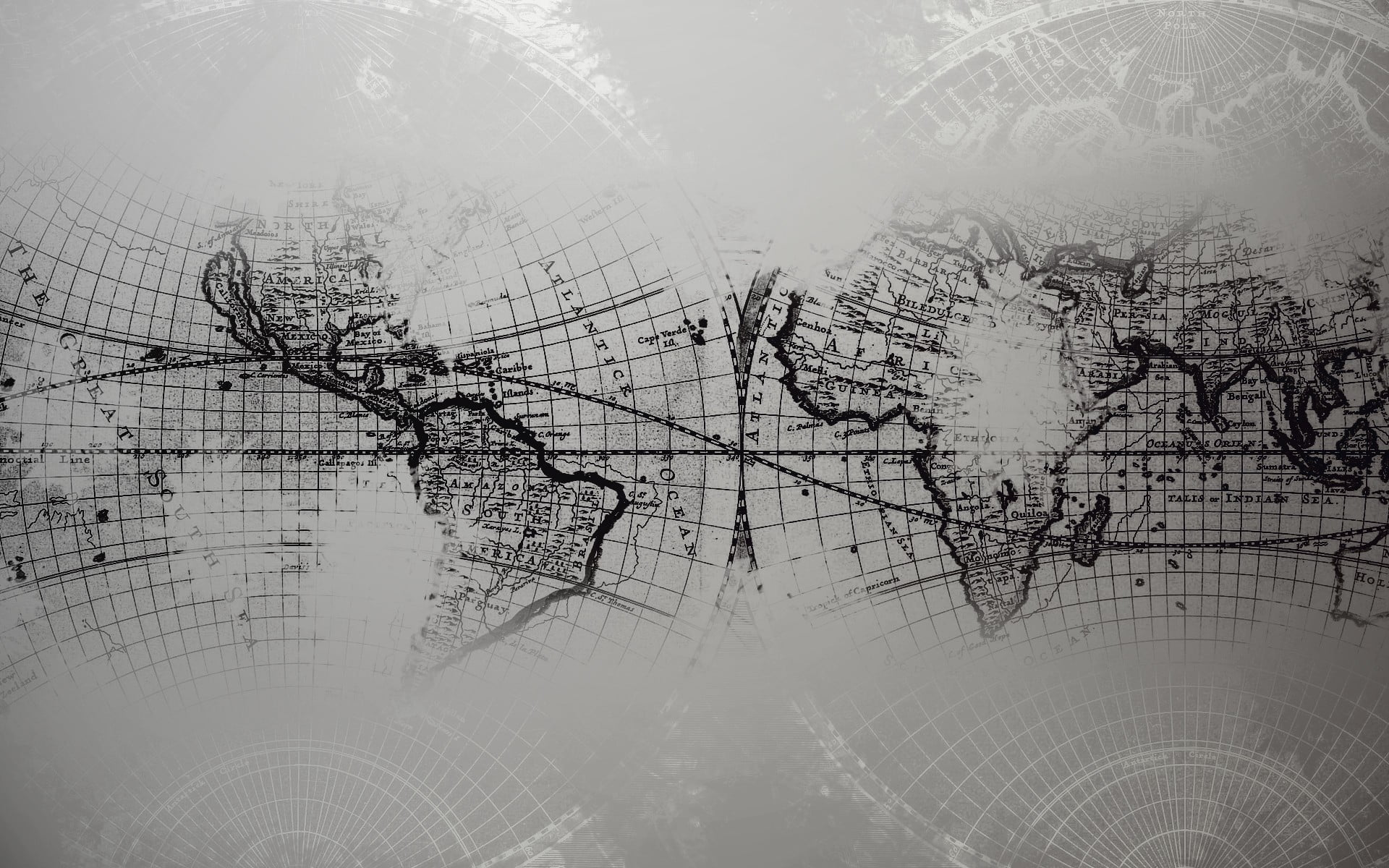 Immigration and Visa Solicitors world map